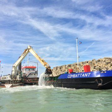 Dipper Vinci Construction Maritime et Fluvial